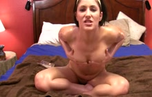 Webcam show with hot Latin girl