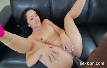 Adorable Kristina Rose assfucked by BBC