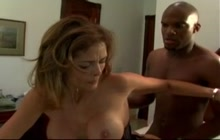 Monique Fuentes takes black cock