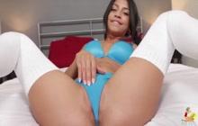 Squirting angel Veronica Rodriguez POV