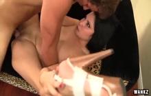 Sophia Lomeli fucked by her stepson